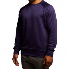 Hall Of Fame Floater Crew Shirt - Purple