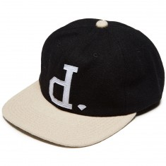 Diamond Supply Co. Un Polo Unconstructed Strapback Hat - Black