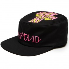 Diamond Supply Co. X Dogtown Painters Hat - Black