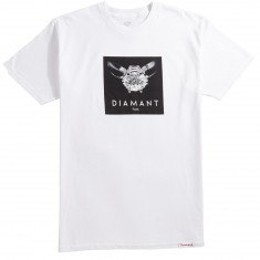 Diamond Supply Co. Diamant Paris T-Shirt - White