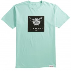 Diamond Supply Co. Diamant Paris T-Shirt - Diamond Blue
