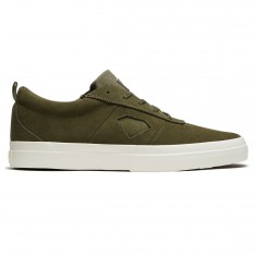 Diamond Supply Co. Icon Shoes - Olive Suede