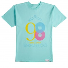 Diamond Supply Co. Brilliant Sounds T-Shirt - Diamond Blue