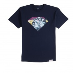 Diamond Supply Co. Union T-Shirt - Navy