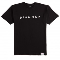 Diamond Supply Co. Marquise SP18 T-Shirt - Black