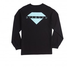 Diamond Supply Co. Viewpoint SP18 Long Sleeve T-Shirt - Black