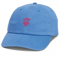 Diamond Supply Co. Lightning Sports Hat - Blue