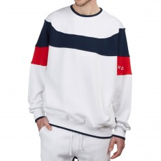 Diamond Supply Co. Fordham Crewneck Sweatshirt - White
