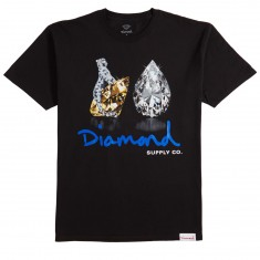 Diamond Supply Co. Tiger T-Shirt - Black