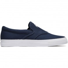 Diamond Supply Co. Boo J Shoes - Navy Canvas