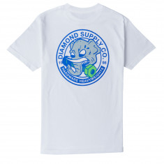 352df38351398 Diamond Supply Co. Stamped T-Shirt - White