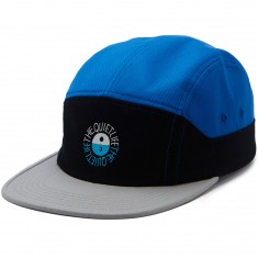 The Quiet Life Solar 7 Panel Hat - Blue/Black/Grey