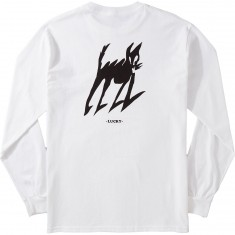 Quiet Life Lucky Longsleeve T-Shirt - White