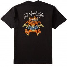 Quiet Life Shakey Cat T-Shirt - Black