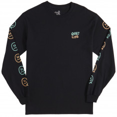 Quiet Life Bryant Long Sleeve T-Shirt - Black