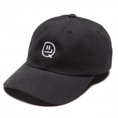 Quiet Life Byant Dad Hat - Black