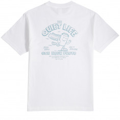 Quiet Life One Hour Photo T-Shirt - White