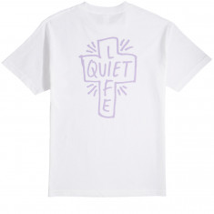 Quiet Life Sharpie Logo T-Shirt - White