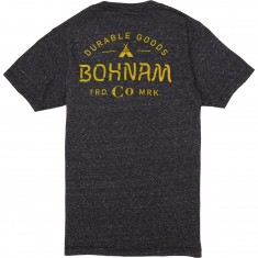 Bohnam Peyote T-Shirt - Black Onyx