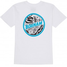 Bohnam Dont Tread T-Shirt - White