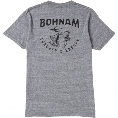 Bohnam Embark T-Shirt - Vintage Grey