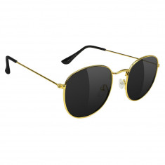 5715b3dd96f Glassy Pierce Polarized High Roller Sunglasses - Gold