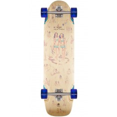 Globe Drednaught Longboard Complete - Doom Daughters