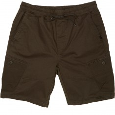Globe Flight Shorts - Vintage Black