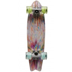 Globe Bantam Graphic ST 23 Cruiser Skateboard Complete - Marble Madness