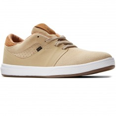 Globe Mahalo SG Shoes - Tan/White