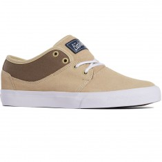 Globe Mahalo Shoes - Sand/White