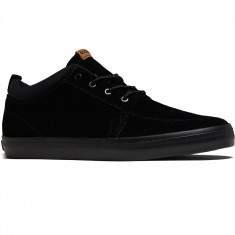 Globe GS Chukka Shoes - Black/Black