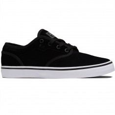 Globe Motley Shoes - Black Suede
