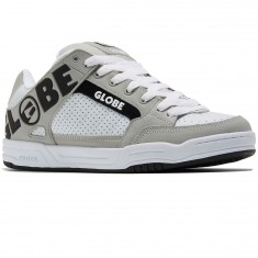 Globe Tilt Shoes - White/Grey/Black