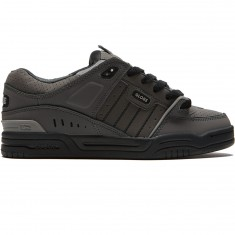 Globe Fusion Shoes - Charcoal/Knit