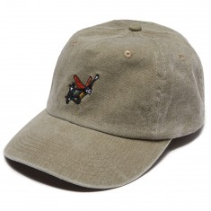 Globe Buggin Out Low Rise Hat - Sand