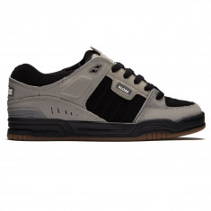 Globe Fusion Shoes - Drizzle Grey/Black