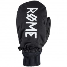 Rome Team Mitt Snowboard Gloves - Black