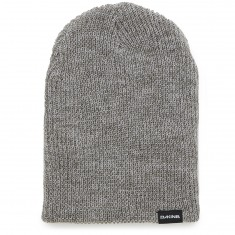 Dakine Tall Boy Heather Beanie - Charcoal/White
