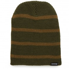 Dakine Tall Boy Stripe Beanie - Jungle/Capers