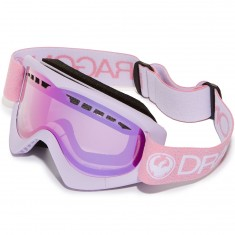 Dragon DXS Snowboard Goggles - Light Pink/Pink Ion