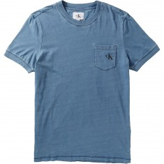 Calvin Klein Iconic Sport T-Shirt - Light Indigo