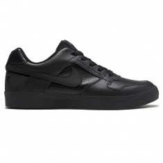 Nike SB Delta Force Vulc Shoes - Black/Black/Anthracite