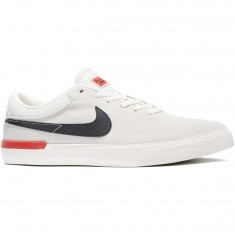 Nike SB Koston Hypervulc Shoes - Ivory/Black Ember Glow