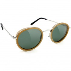 Glassy Kenny Polarized Sunglasses - Honey