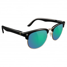 597596eda181 Glassy Morrison Polarized Sunglasses - Black/Green Mirror