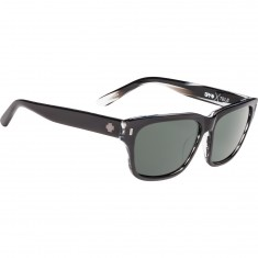 Spy Tele Sunglasses - Black/Horn/Happy Gray Green