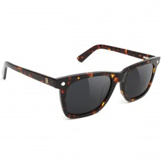 Glassy Mikemo Polarized High Roller Sunglasses - Tortoise