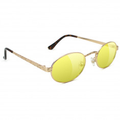 545348abf773 Glassy Zion Sunglasses - Gold/Yellow