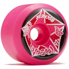 OJ Hosoi Rocket Re-Issue Skateboard Wheels - 61mm 97a - Pink